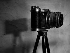 Camera 2 (Rainer.Steinke) Tags: camera blackandwhite cam