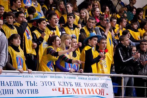ВК Локомотив Харьков - Политехника Варшава ©  Aleksandr Osipov