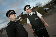 Chief Constable on Patrol in Gorton (Greater Manchester Police) Tags: manchester police gmp gorton policeofficer britishpolice policepatrol ukpolice chiefconstable greatermanchesterpolice ryderbrow neighbourhoodpolicing peterfahy chiefconstablepeterfahy unitedkingdompolice peterfahyonpatrol senoirpoliceofficeronpatrol gortonpolice policeingorton
