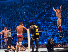 Randy Orton, Big Show & Sheamus vs. Daniel Bryan, Mark Henry & Cody Rhodes