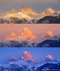 The Advance of Light (James Neeley) Tags: sunset mountains landscape webcam idaho wyoming grandtetons tetons jamesneeley flickr24 idahoside tetoncam