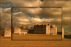 Attingham Hall NT (colbuscolbus) Tags: park clouds hall nt shrewsbury parkland attingham