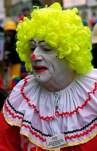 Clowns international - Ivo