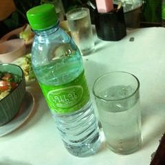 น้ำดื่ม | Drinking Water @ เนเน่ ปลาเผา เจ็ดยอด | Ne Ne