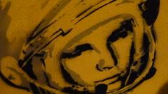 Yuri Says: Reach For The Stars! (A.Currell) Tags: world heritage abbey river stars for graffiti site stencil paint republic czech prague russia library space union flight praha spray unesco monastery list soviet program yuri former reach says vltava czechoslovakia cccp strahov gagarin premonstratensian strs strahovský klášter