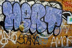 (touchedespoir) Tags: nyc newyorkcity newyork brooklyn graffiti graf williamsburg graff throwup hert fillin throwie touchedespoir