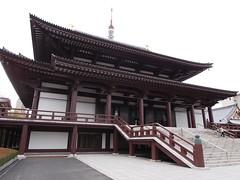 増上寺 (がじゅ) Tags: 散歩 増上寺 芝 寺社 epl2