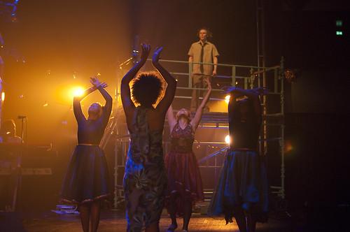 """""""The Legends"""" scene 2, The Norwegian Opera & Ballett"""