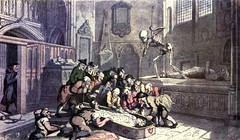 Death and the Antiquaries (Ephemeral Scraps) Tags: history vintage skeleton death victorian medieval medical morbid mementomori allegory renaissance symbolic grotesque antiquarian mortality totentanz allegorical graverobbers dansemacabre graverobbing danceofdeath anatomists antiquaries danzadelamuerte danzamacabre