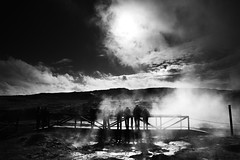 Silhouettes (Greta Tu) Tags: travel inspiration landscape iceland journey waterscape gretatu