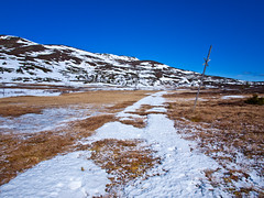 Påske / Easter 2012 (#5) (Krogen) Tags: nature norway landscape norge natur norwegen april noruega scandinavia krogen landskap noorwegen noreg skandinavia oppland synnfjellet nordreland olympusep2