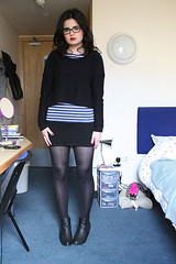 April 26th (Rachel LK) Tags: uk outfitoftheday whatiwore ootd chelseaboots