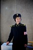 Pyongyang Subway (Joseph A Ferris III) Tags: girl smile metro north korea pyongyang dprk juche pyongyangsubway