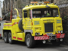 1979 Scammell Crusader (GoldScotland71) Tags: truck lorry breakdown 1970s 1979 crusader recovery scammell osc159t