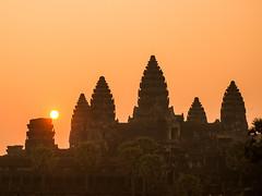 Angkor Wat - Sunrise