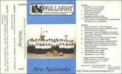 Esta agrupación de Santiago interpreta una Jota y una cueca recopiladas por mi en la V Región.