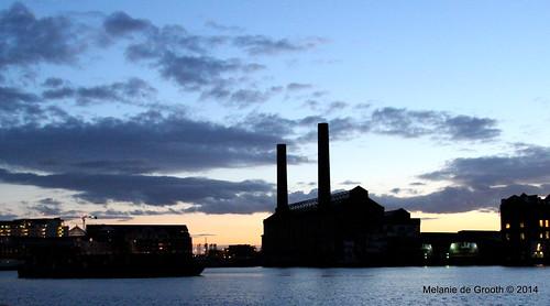 Thames Skyline at Dusk 2