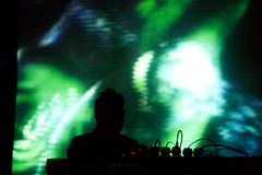 Demdike Stare (UT Connewitz) Tags: lights concert stage band minimal leipzig electronics ambient techno noise witchhouse breakcore utconnewitz institutfuerzukunft institutfrzukunft