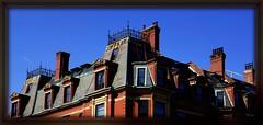 Victorian Splendor (Harry Lipson) Tags: roof building brick home architecture bricks victorian residence brownstone mansard mansardroof harrylipsoniii harrylipson thephotographyofharrylipson