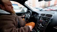 ford explorer self parking (liseykina) Tags: ford self explorer pariking