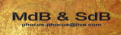 MdB & SdB . logo3. (SUE DE BEER . New York / Amsterdam) Tags: newyork paris london amsterdam fashion kln fotodesign suedebeer margodebeer