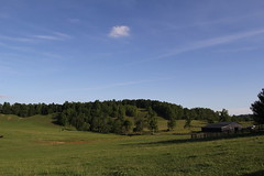 IMG_6717 (Laurence's Pictures) Tags: rural america landscape kentucky barns farms scenes berea appalacia