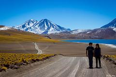 Caminando en el Altiplano (CHILERED41) Tags: miscanti lagunamiscanti reservanacionallosflamencos