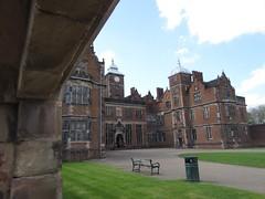 Aston Hall (radioink) Tags: england house building sunshine garden birmingham sunday explore civilwar aston dayout midlands 2016 jacobean sirthomasholte