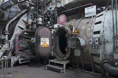 p:machinery (Mornix.nl) Tags: abandoned industry rust industrial chamber decayed turbines ngte pyestock mornix