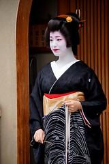 - (nobuflickr) Tags: japan kyoto maiko geiko    kimihiro    miyagawachou   20160615dsc03191