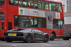 Tipical London traffic (David Clemente Photography) Tags: lamborghini supercars londoncars aventador carsoflondon lamborghiniaventador aventadorlp7004 supercarsoflondon italianhypercars