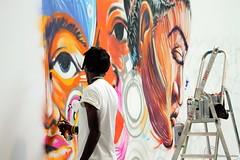 Art Against Poverty Display, CEFA - Brussels - European Development Days - 2016 (1) (Durickas) Tags: edd edd2016 europeandevelopmentdays brussels tourtaxis
