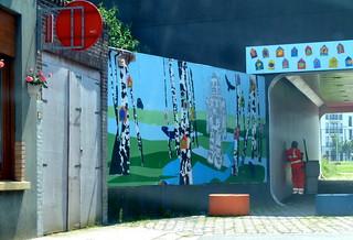 Graffiti Antwerp