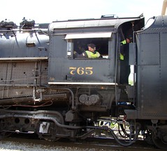 On the scene @ the Franklin Park Rail Day 6/11/16. (Chicago Rail Head) Tags: localrailroad firsttime steamlocomotive diesels locomotivesondisplay passengercars emergencyvehicles 61116 mow equiment