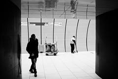 Untitled (erdpixel) Tags: reflection underground munich mnchen clean ubahn sauber spiegelung marienplatz