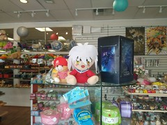 Gift World (Conversus Vans (Paul Prosser)) Tags: anime doll manga plush inuyasha