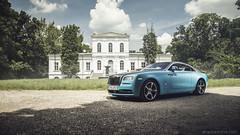 Rolls-Royce Wraith (CiprianMihai) Tags: auto camera cars car canon eos power rollsroyce automotive romania elegant luxury lux wraith 6d automotivephotography ciprianmihai