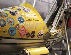 National Motor Museum, Beaulieu (Mike Turner) Tags: nikon wallis beaulieu nationalmotormuseum jamesbond autogyro littlenellie nikond80 wa116