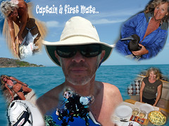 Captains first mate A (Cruising, traveling & dive pics.) Tags: photoshop cd rob sv 2011 2011nthcrus