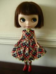 Penny Candy Dress for Blythe