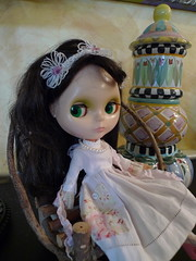 Lorelei looking thoughtful