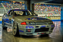 Zexel BNR32 Skyline GT-R (1/4th) Tags: cars japan skyline nikon track nissan racing spa gtr 2011 fujispeedway rb26 bnr32 zexel d7000 nismofestival 1991spa24hourrace