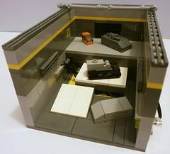 Base (The Legonator) Tags: lego military base microscale
