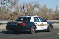 Riverside County Sheriff (So Cal Metro) Tags: ford cops riverside police coachellavalley freeway cop policecar interstate sheriff i10 palmdesert interceptor copcar crownvictoria riversidecounty