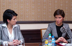 Diplomats discuss UEFA EURO 2012 10 (PolandMFA) Tags: sport championship soccer minister pikanona uefaeuro2012