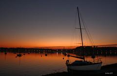 le voilier... (lorss29 (pause )) Tags: bretagne bateaux voilier coucherdesoleil bzh finistère stanne pennarbed stpoldeléon