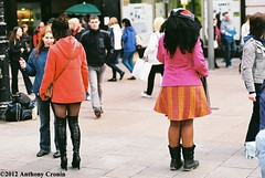 Contrast.. (Anthony Cronin) Tags: ireland fetish analog boots superia irelanddublin thighhigh inner street fuji irishlife street 200 dublinlife dublin dublinirish streetsdublin dublinliving tpastreet dublinirelandnikonf8050mmf14d50mmf14danthonycroninallrightsreservedirishphotographystreetsdublinstreetphotographystreetsofdublin photangoirl