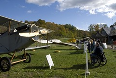 Old Rhinebeck Aerodrome, Rhinebeck NY (dkjphoto) Tags: travel usa newyork tourism museum airplane fly flying airport tour antique aviation country jenny flight tourist northamerica propeller rhinebeck aerodrome curtiss oldrhinebeckaerodrome dennisjohnson wwwdenniskjohnsoncom