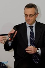 Un aperitivo con...il Ministro Mario Catania