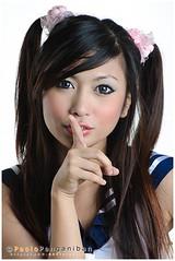 Japanese School Girl 002 (paololzki) Tags: photography cosplay otaku japaneseschoolgirl paololzki reiasanjuanayunan